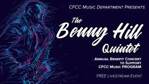 Benny Hill Quintet concert