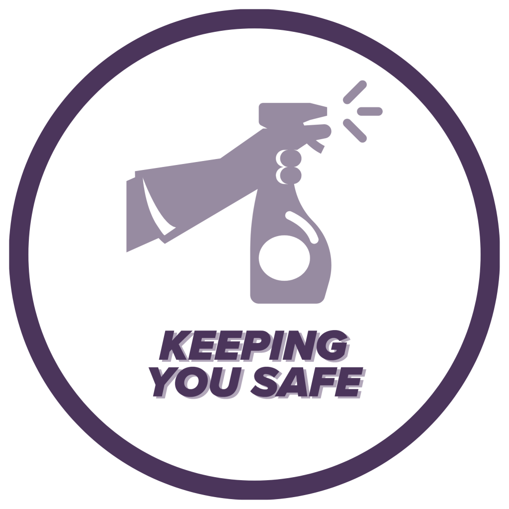 Keeping You Safe Icon