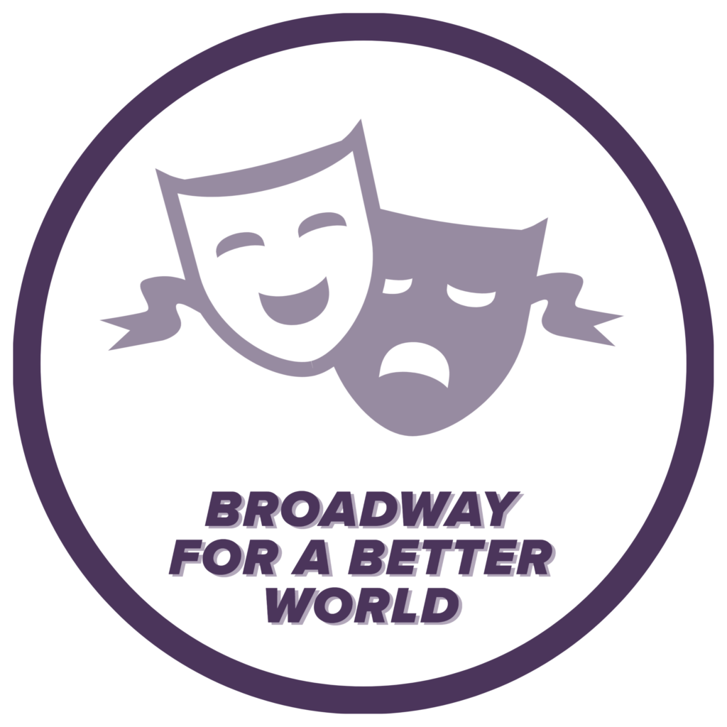 Broadway for a Better World icon