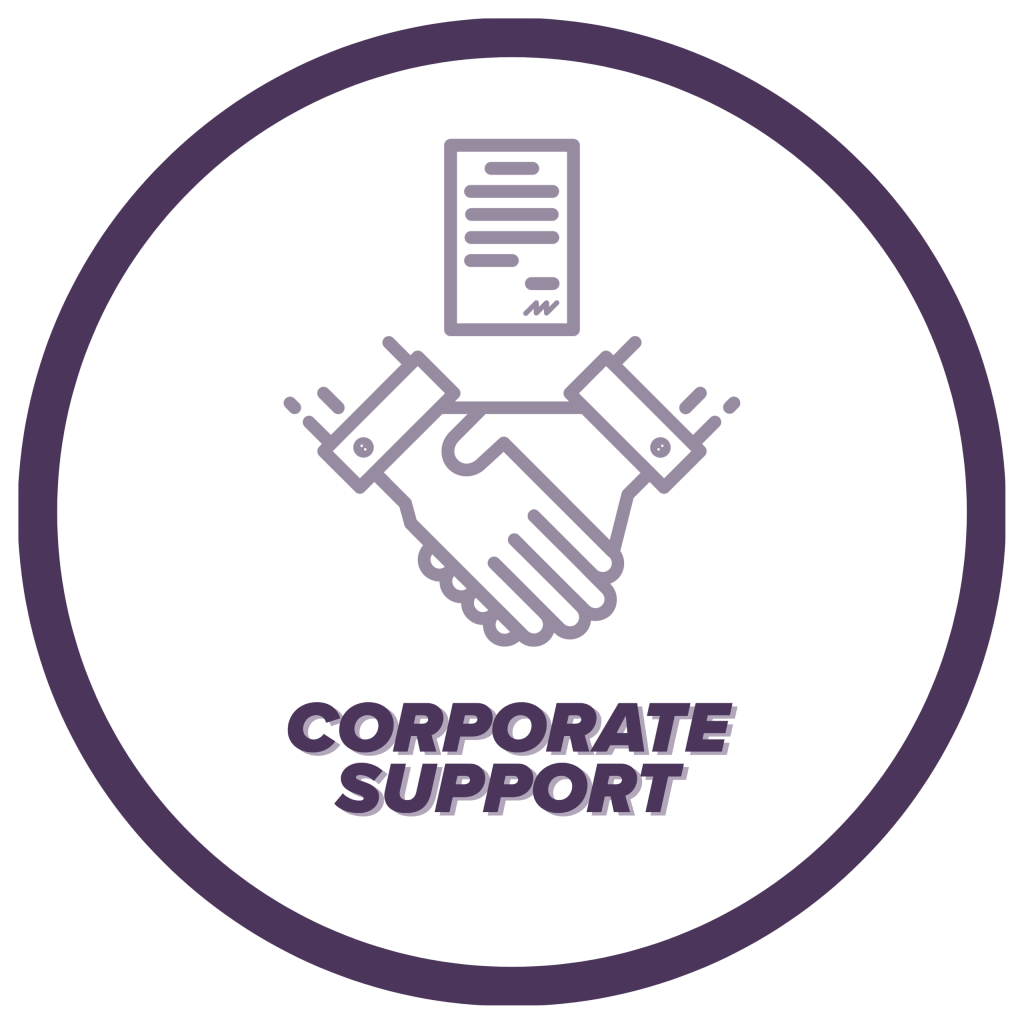 Corporate Support icon